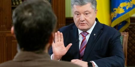Петро Прошенког Украйнаас мөнгө хулгайлсан гэв