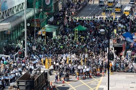Хонконгод зорчиж буй иргэдийг дараах газруудад зорчихгүй байхыг зөвлөв