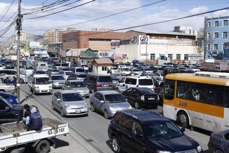Хотын аль чиглэл хамгийн их ачаалалтай, түгжирдэг вэ