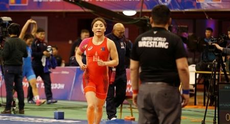 Т.Тулга, С.Батцэцэг нар ''Токио-2020'' олимпийн эрхээ авлаа