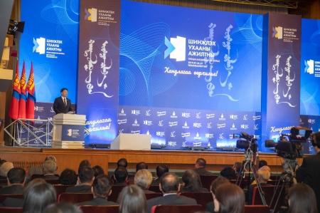 У.Хүрэлсүх: Шинжлэх ухааны салбарт цогц шинэчлэл хийнэ
