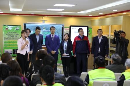 ХААН Банк Чингэлтэй дүүрэгт ''Өрхийн ногоон зээл'' сурталчлах өдөрлөг зохион байгууллаа