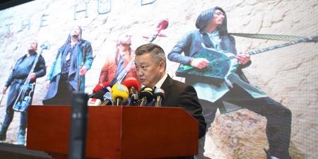 """""""Монгол Улсын Төрийн тэргүүн зэргийн одон-Чингис хаан"""" одонг """"The Hu"""" хамтлагт олгоно"""
