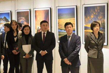 Бээжинд Монгол соёлыг түгээлээ