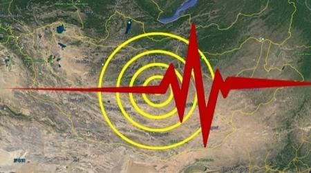 Говь-Алтайд 4,8 магнитудын хүчтэй газар хөдөлжээ
