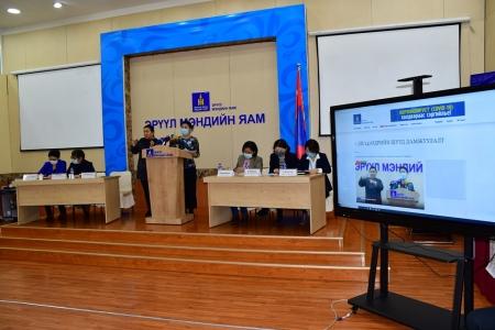 Монгол Улсад коронавирусийн батлагдсан тохиолдол 10 боллоо