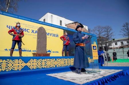 ''Чингис хаан'' музейн барилгыг барьж эхэллээ