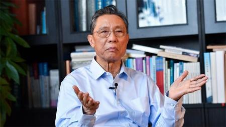 Чжунь Наньшань Ухань хотын эрх баригчдыг буруутгалаа