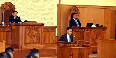 Монгол Улсын 31 дэх Ерөнхий сайдаар У.Хүрэлсүхийг томиллоо