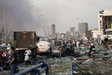 Бейрут хотод гашуудал зарлалаа