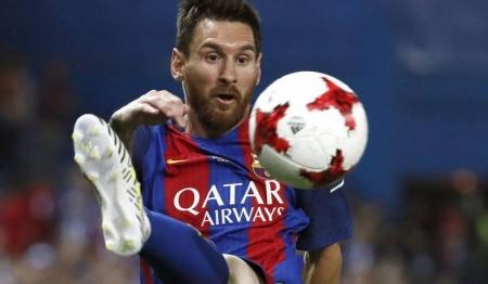 Лионел Месси Барселона багаа орхих уу?