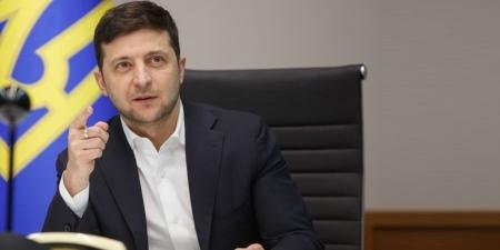Владимир Зеленский Донбассаас цэргийн хүчээ татахыг шаардлаа