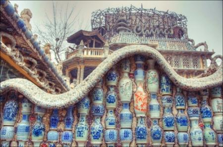Вааран байшин Ci Fangzi