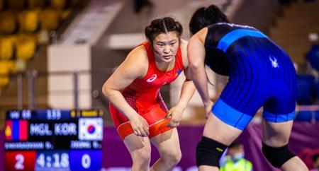 Азийн АШТ-ний эхний өдөр нэг алт, хоёр мөнгөн медальтай боллоо