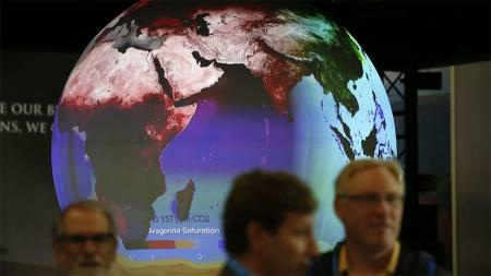 АНУ, БНХАУ хамтран уур амьсгалын өөрчлөлттэй тэмцэнэ