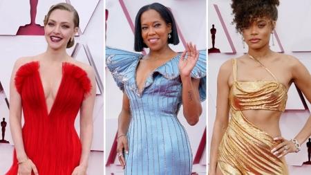 Оскар 2021: Улаан хивсний ёслол
