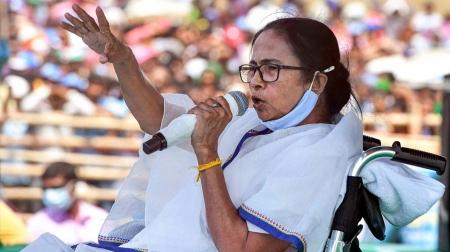Мамата Банержее Баруун Бенгалыг дахин удирдана