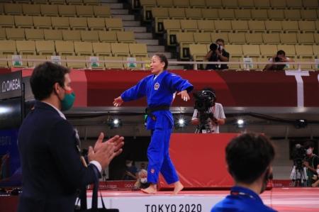 М.Уранцэцэг олимпийн наадмаас медаль хүртсэн Монголын хоёр дахь жүдоч болж түүхэнд бичигдлээ