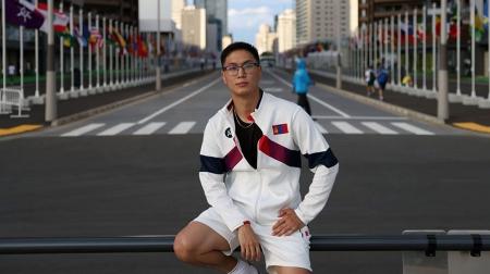 Э.Лхагвасүрэн: Монголын теннисчдийнхээ мөрөөдлийг биелүүллээ