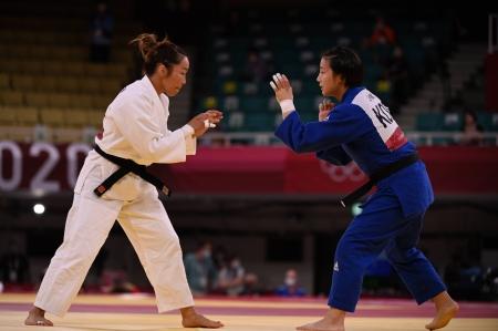 Жүдочид Солонгосын багийг 4:1-ээр хожлоо