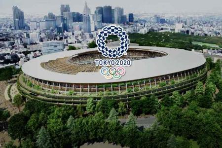 Токиогийн олимп тооны хэлээр