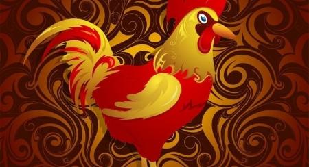 Долоон улаан мэнгэтэй улаагчин тахиа өдөр