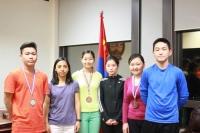 Монголын буудлага спортын залуу тамирчдыг хүлээн авч уулзав