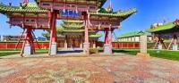 Богд хааны ордон музейд тууль хайлна