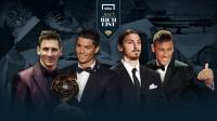 К.Роналду хамгийн баян хөлбөмбөгчөөр шалгарав