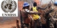 Өмнөд Судан дахь энхийг сахиулагчид дүрвэгсдийн амь насыг аварчээ
