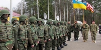 Украйн Америкийн хамтарсан хээрийн сургууль эхэллээ