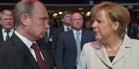 Ангела Меркель энэ сарын 10-нд Орост айлчилна