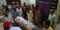 Пакистанд хэт халуунаас болж 122 хүн нас барлаа