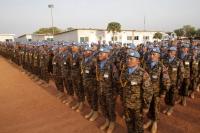 Энхийг сахиулагчид Өмнөд Суданыг зориход бэлэн  болжээ