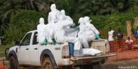 Эбола вирус дахин дэгдэв