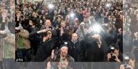 Гэрэл зурагчид алан хядлагатай тэмцэх хуулийг эсэргүүцэн жагслаа
