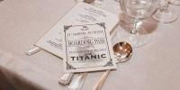 """""""Титаник""""-ийн хоолны менюг дуудлагаар худалдана"""