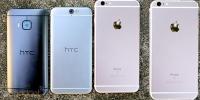 HTC: Apple бидний дизайныг дуурайсан