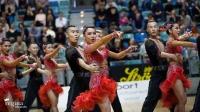 Монгол бүжигчид дөрөвдүгээрт эрэмбэлэгджээ