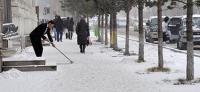 Гудамж, зам, талбайн цас мөсний цэвэрлэгээг шалгаж эхлэв