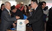 Ардын уран зохиолч Б.Баастын 95 насны ойд зориулан Монгол Улсын Ерөнхийлөгч мэндчилгээ илгээв