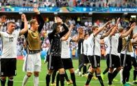 Евро 2016: Бельги, Герман, Франц шөвгийн наймд шалгарлаа