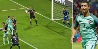 Евро 2016: Португал 12 жилийн дараа дахин финалд шалгарлаа
