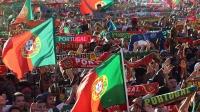 ФОТО: Португалчууд баяраа тэмдэглэж байна