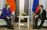 Д.Медеведев, А.Меркель нар Украйны асуудлаар уулзжээ