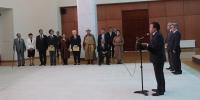 Монгол судлаач эрдэмтдийг Төрийн дээд цол, одон, медалиар шагнав