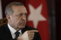 Эрдоган дипломатуудаа баривчилж эхлэв