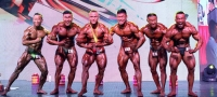 Бодибилдинг, фитнессийн ДАШТ Монголд болно