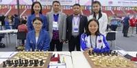 Шатрын олимпиад: Эмэгтэй баг 20 дугаар байрт орлоо