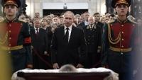 Андрей Карловын оршуулгын ёслолд В.Путин оролцлоо
